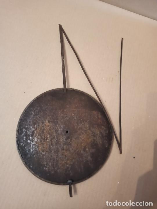 Recambios de relojes: PÉNDULO PARA RELOJ MOREZ - Foto 6 - 272157133
