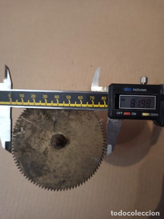 Recambios de relojes: TAMBOR DE REGULADOR MOREZ - Foto 5 - 272157268