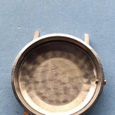 Peças de reposição de relógios: OMEGA. CAJA + TAPA + BISEL PARA RELOJ DE CABALLERO. SWISS MADE.. Lote 274417613