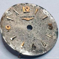 Ricambi di orologi: RELOJ LONGINES - DIAL CALIBRE 14.16 - X. Lote 221292255
