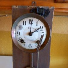 Recambios de relojes: BONITO Y ANTIGUO MECANISMO RELOJ DE PENDULO. Lote 274671148