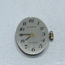 Peças de reposição de relógios: MECANISMO DE CAJA PARA RELOJ DE PULSERA A CUERDA MARCA DUGENA JEUNESSE. Lote 276404498