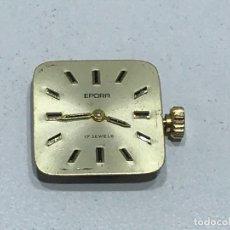 Peças de reposição de relógios: MECANISMO DE CAJA PARA RELOJ DE PULSERA A CUERDA MARCA EPORA. Lote 276405138