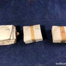 Peças de reposição de relógios: CRISTALES PARA RELOJES NÚM. 408 NÚM. 429 Y NÚM. 409. Lote 276436248