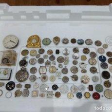 Recambios de relojes: GRAN LOTE DE RELOJES Y PIEZAS.. Lote 276757283