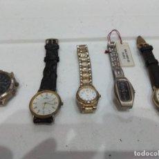 Recambios de relojes: LOTE DE VARIOS RELOJES. DIFERENTES MARCAS,DOGMA,MAREA,LOTUS,NOVESTEL,OGIVAL,ORIENT,PULSAR ETC.... Lote 276758013
