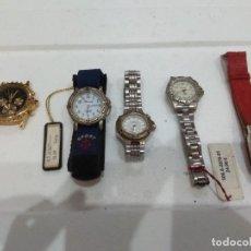 Recambios de relojes: LOTE DE VARIOS RELOJES. DIFERENTES MARCAS,DOGMA,MAREA,LOTUS,NOVESTEL,OGIVAL,ORIENT,PULSAR ETC.... Lote 276758033