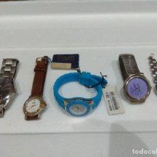 Recambios de relojes: LOTE DE VARIOS RELOJES. DIFERENTES MARCAS,DOGMA,MAREA,LOTUS,NOVESTEL,OGIVAL,ORIENT,PULSAR ETC.... Lote 276758088