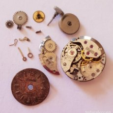Recambios de relojes: 257-DESGUACE MÁQUINA RELOJ DUWARD, CALIBRE ETA 2410, PARA REPUESTOS. Lote 276930058