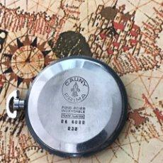 Recambios de relojes: CAJA PARA RELOJ CAUNY PRIMA DE BOLSILLO. Lote 277821758