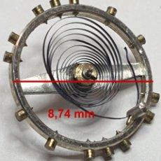 Recambios de relojes: VOLANTE COMPLETO RELOJ AS (A. SCHILD, ASSA) 922 - X. Lote 221523796