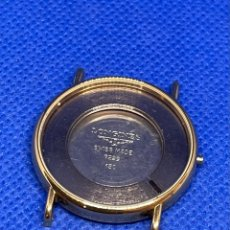 Pièces de rechange de montres et horloges: CAJA DE RELOJ LONGINES REF 7229 / 150 NUEVA. Lote 278274018
