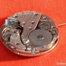 Recambios de relojes: MÁQUINA DE RELOJ AUTOMÁTICO VINTAGE SWISS SEVENTER 17 JEWELS FUNCIONANDO. Lote 279523568