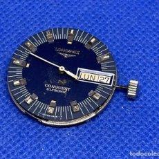 Recambios de relojes: RELOJ LONGINES CONQUEST ULTRONIC PARTES. Lote 280129148
