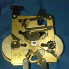 Recambios de relojes: ANTIGUA MAQUINARIA DE RELOJ DE PARED CHINA. Lote 281830638