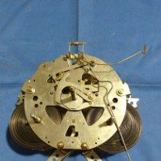 Recambios de relojes: ANTIGUA MAQUINARIA DE RELOJ DE PARED JAPAN. Lote 283105143