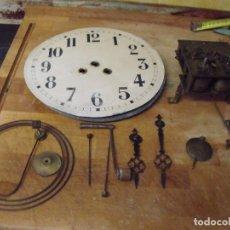 Recambios de relojes: ANTIGUA MAQUINARIA PARIS PARA OJO DE BUEY COMPLETA-LOTE 413. Lote 284283993