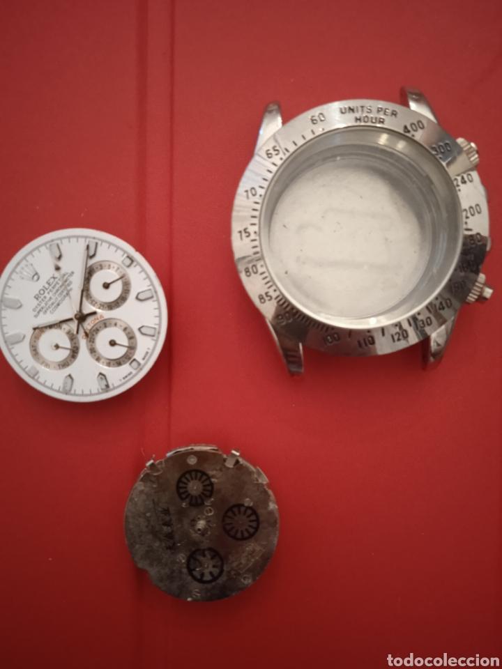 Recambios de relojes: PIEZAS PARA RÉPLICA ROLEX - Foto 11 - 290112438
