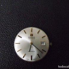 Peças de reposição de relógios: MOVIENTO DE TISSOT-AUTOMATICO QUE FUNCIONA PERFECTAMENTE- LOTE 259-39. Lote 293614443