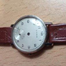 Recambios de relojes: ESFERA TAMAÑO 20 MM Y CAJA RELOJ CYMA SIN MOVIMIENTO Y CORREA (LOTE 2022). Lote 294369463