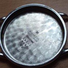 Recambios de relojes: CAJA RELOJ ACERO CABALLERO 32 MM SIN MOVIMIENTO (LOTE 2027). Lote 294370603