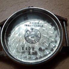 Recambios de relojes: CAJA RELOJ ACERO SEÑORA 22 MM SIN MOVIMIENTO (LOTE 2029). Lote 294371823