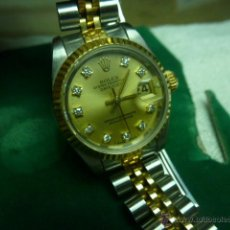 Relojes - Rolex: ROLEX DATEJUST MIXED. Lote 45812447