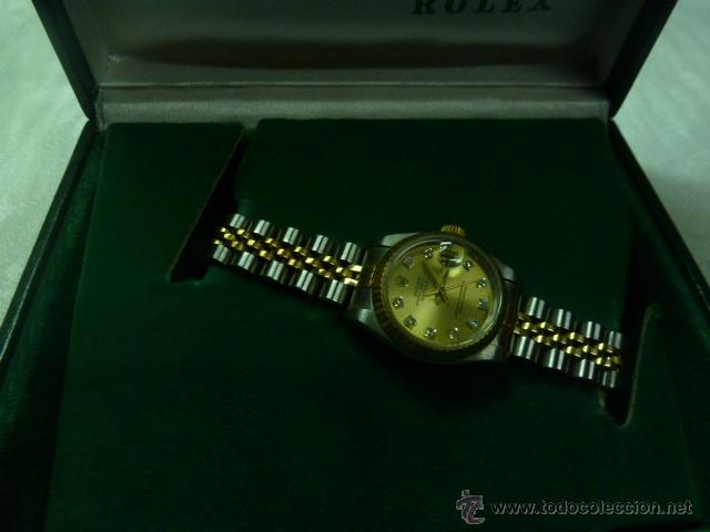 Relojes - Rolex: Rolex Datejust Mixed Referencia :69173Diámetro :25 - Foto 3 - 45812447