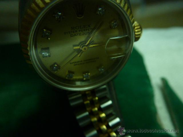Relojes - Rolex: Rolex Datejust Mixed Referencia :69173Diámetro :25 - Foto 4 - 45812447
