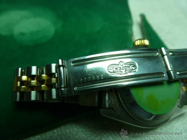 Relojes - Rolex: Rolex Datejust Mixed Referencia :69173Diámetro :25 - Foto 7 - 45812447