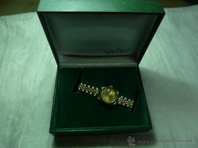 Relojes - Rolex: Rolex Datejust Mixed Referencia :69173Diámetro :25 - Foto 9 - 45812447