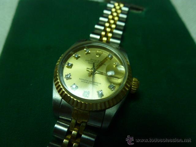 Relojes - Rolex: Rolex Datejust Mixed Referencia :69173Diámetro :25 - Foto 12 - 45812447