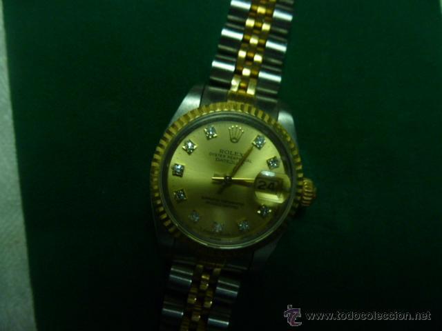 Relojes - Rolex: Rolex Datejust Mixed Referencia :69173Diámetro :25 - Foto 13 - 45812447