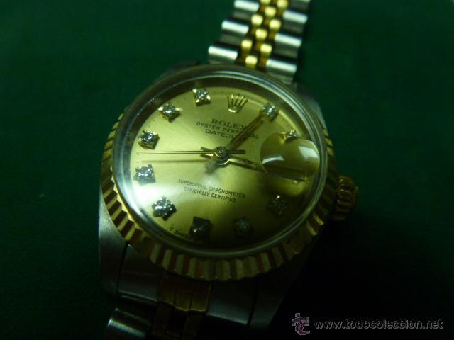 Relojes - Rolex: Rolex Datejust Mixed Referencia :69173Diámetro :25 - Foto 14 - 45812447