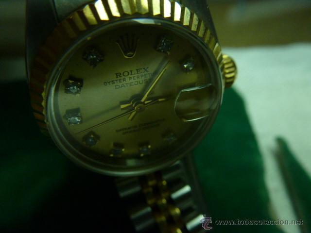 Relojes - Rolex: Rolex Datejust Mixed Referencia :69173Diámetro :25 - Foto 15 - 45812447