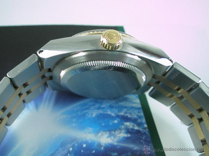 Relojes - Rolex: RELOJ-ROLEX-DATEJUST OYSTERQUARZ-17013-ACERO+ORO-COMO Nº-MUCHOS ACCESORIOS-Nuevo o como nuevo. - Foto 14 - 175823292
