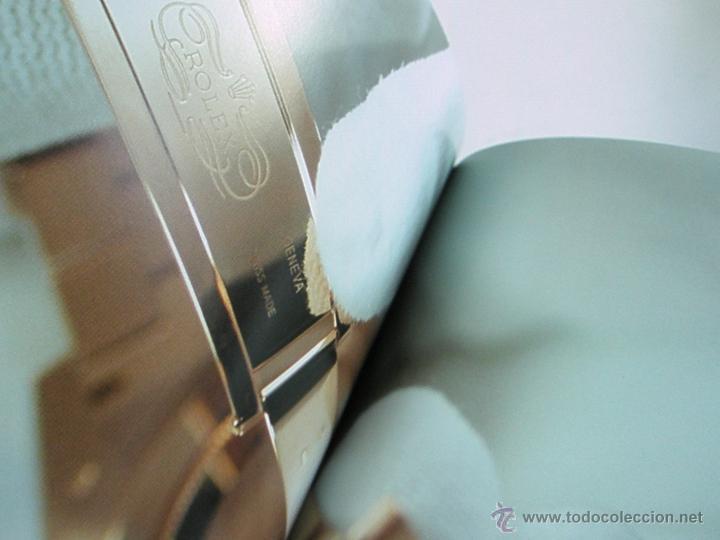 Relojes - Rolex: RELOJ-ROLEX-DATEJUST OYSTERQUARZ-17013-ACERO+ORO-COMO Nº-MUCHOS ACCESORIOS-Nuevo o como nuevo. - Foto 17 - 175823292