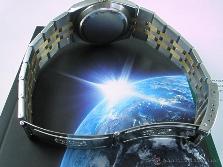 Relojes - Rolex: RELOJ-ROLEX-DATEJUST OYSTERQUARZ-17013-ACERO+ORO-COMO Nº-MUCHOS ACCESORIOS-Nuevo o como nuevo. - Foto 23 - 175823292
