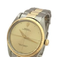 Relojes - Rolex: ROLEX OYSTER PERPETUAL-ACERO-ORO-CABALLERO. Lote 46974151