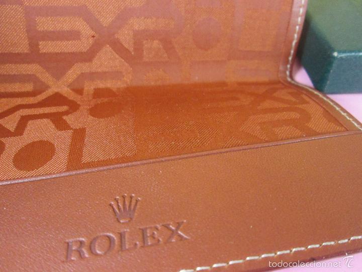 Relojes - Rolex: RELOJ-ROLEX-DATEJUST OYSTERQUARZ-17013-ACERO+ORO-COMO Nº-MUCHOS ACCESORIOS-Nuevo o como nuevo. - Foto 4 - 175823292