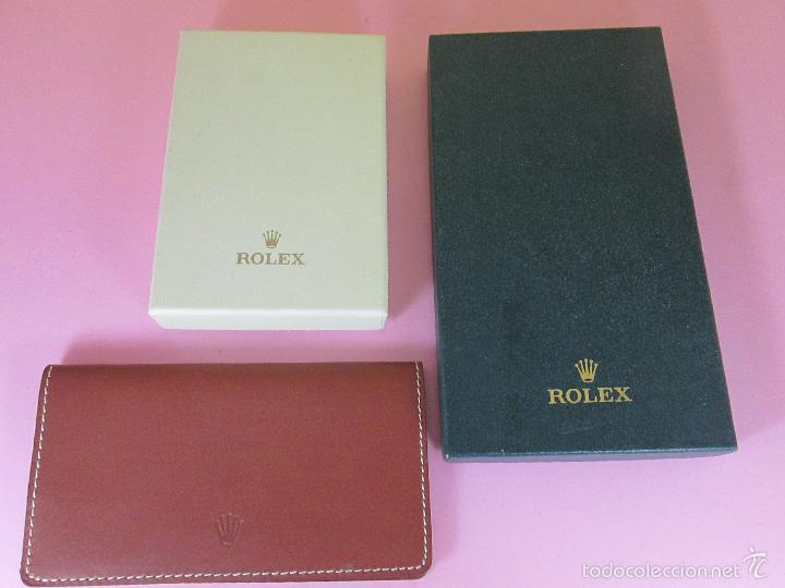 Relojes - Rolex: RELOJ-ROLEX-DATEJUST OYSTERQUARZ-17013-ACERO+ORO-COMO Nº-MUCHOS ACCESORIOS-Nuevo o como nuevo. - Foto 6 - 175823292