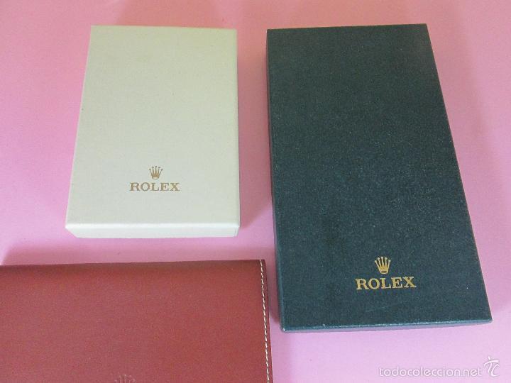 Relojes - Rolex: RELOJ-ROLEX-DATEJUST OYSTERQUARZ-17013-ACERO+ORO-COMO Nº-MUCHOS ACCESORIOS-Nuevo o como nuevo. - Foto 8 - 175823292