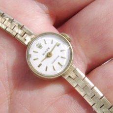 Relojes - Rolex: RELOJ ROLEX DE MUJER EN ORO. Lote 60724055