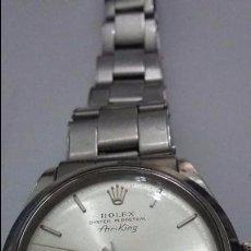 Relojes - Rolex: RELOJ ROLEX OYSTER PERPETUAL. AIR KING. AUTOMÁTICO. FUNCIONANDO CORRECTAMENTE. Lote 64660931