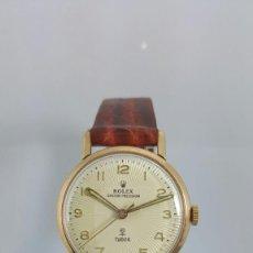 Relojes - Rolex: ROLEX OYSTER PRECISION-ORO-CAJA FIRMADA ROLEX-EDI.ESPECIAL-TUDOR.. Lote 68347333