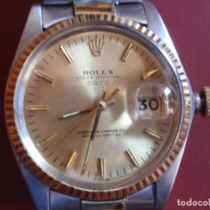 Relojes - Rolex: ROLEX OYSTER PERPETUAL DATE. Lote 74357075