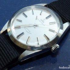 Relojes - Rolex: ELEGANTE RELOJ TUDOR ROLEX AUTOMATICO 1966 MODELO 7995 CALIBRE 2483 CAJA OYSTER ACERO 17 RUBIS. Lote 84419164