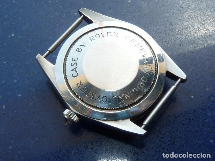 Relojes - Rolex: ELEGANTE RELOJ ROLEX TUDOR AUTOMATICO 1966 MODELO 7995 CALIBRE 2483 CAJA OYSTER ACERO 17 RUBIS - Foto 7 - 84419164