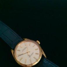 Relojes - Rolex: MUY RARO ROLEX ORO 18K ANOS 60 OYESTER PERPETUAL CASI NUEVO AUTOMATICO. Lote 60851271