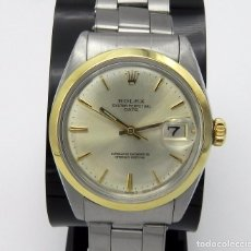 Relojes - Rolex: ROLEX OYSTER PERPETUAL DATE SUPERLATIVE CHRONOMETER OFFICIALY CERTIFIED REF.1500 AÑO1966 COLECCION. Lote 92031305